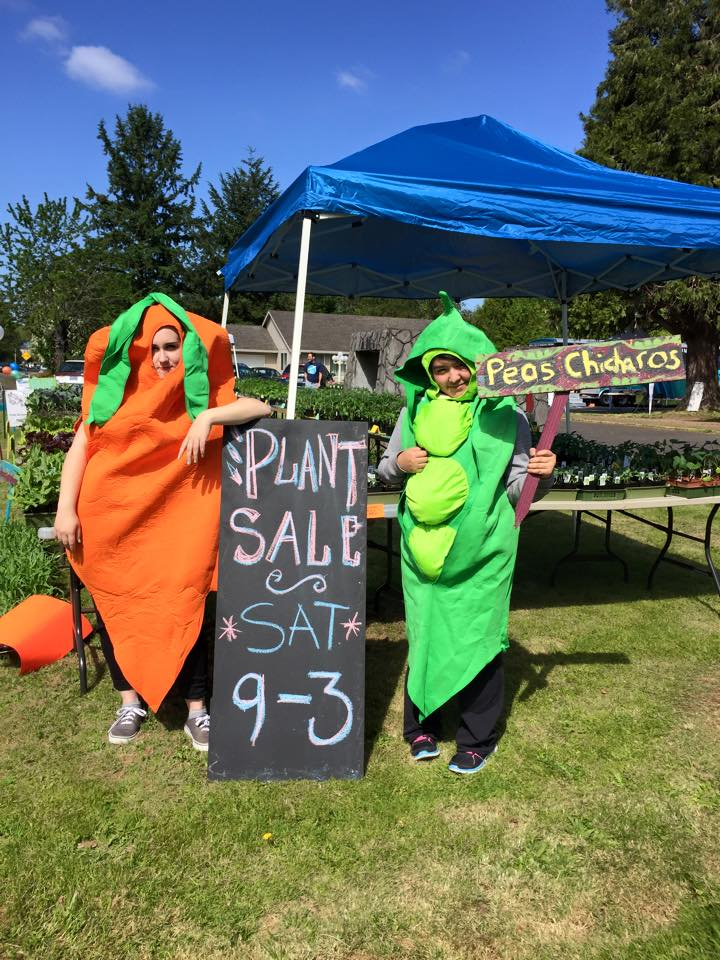 Supa Fresh Plant Sale, 2015